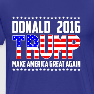Donald Trump 2016 - Men's Premium T-Shirt