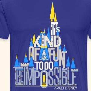 It's Kind Of Fun... - Men's Premium T-Shirt