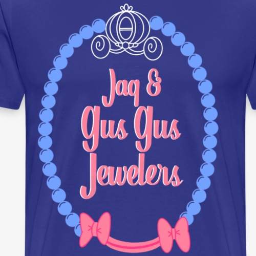 Jaq and Gus Gus - Men's Premium T-Shirt