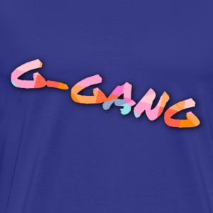 G-Gang Colorful Edition - Men's Premium T-Shirt