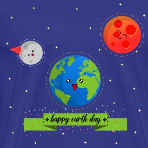 Earth Day - Men's Premium T-Shirt