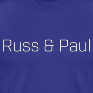 RussAndPaul - Men's Premium T-Shirt