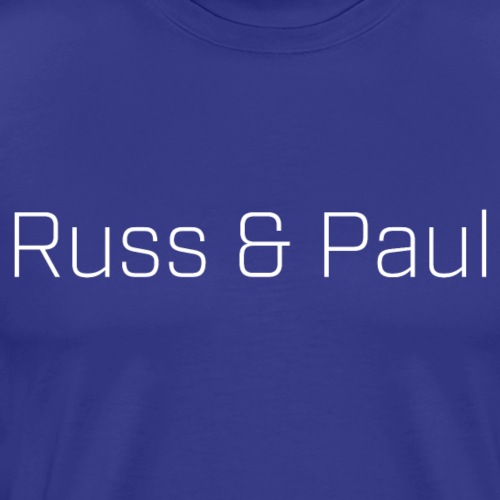 RussAndPaul - Men's Premium T-Shirt