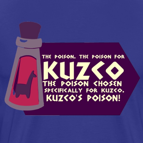 kuzco - Men's Premium T-Shirt