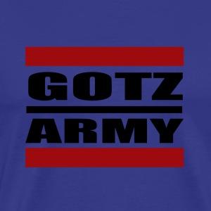 gotz army - Men's Premium T-Shirt