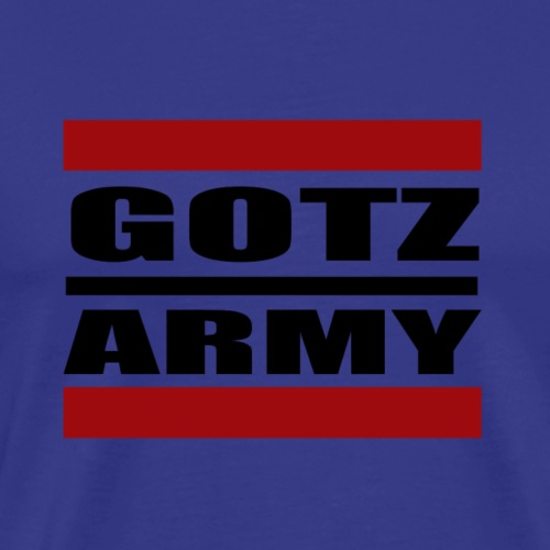gotz army - Men's Premium T-Shirt