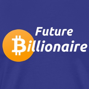 Future Billionaire - Men's Premium T-Shirt