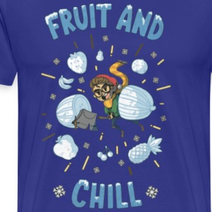 Fruit And Chill - Men's Premium T-Shirt