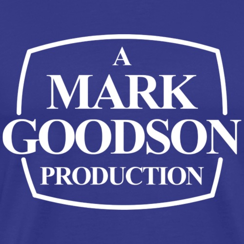 A Mark Goodson Television Production - Men's Premium T-Shirt