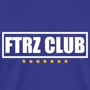 Ftrz Club Box Logo - Men's Premium T-Shirt