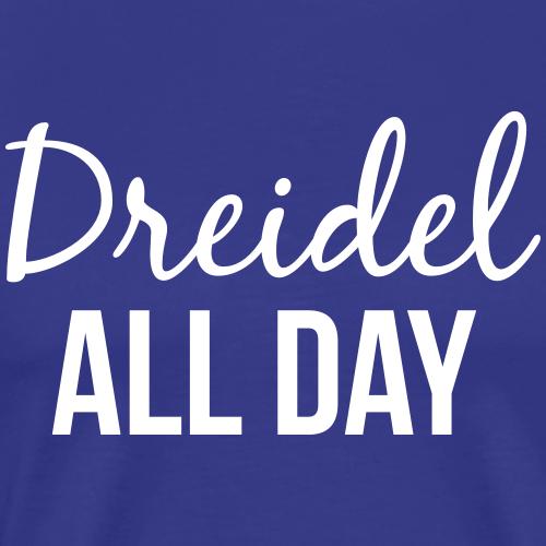 Dreidel All Day - Men's Premium T-Shirt