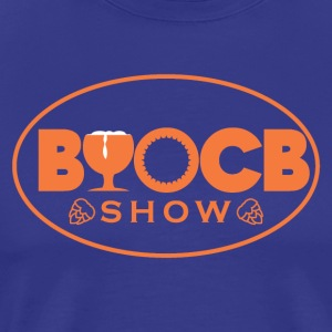 BYOCB Orange Logo - Men's Premium T-Shirt
