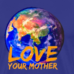 Love your Mother - Men's Premium T-Shirt