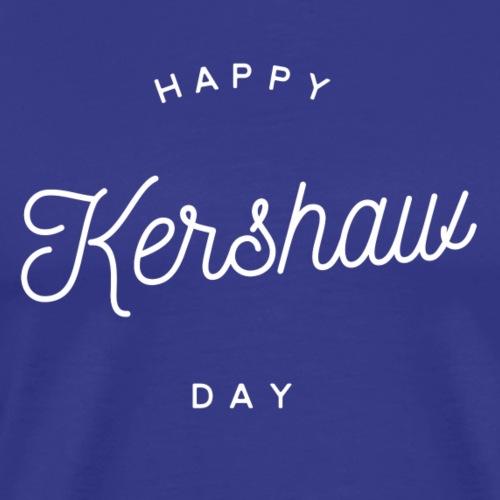 Happy Kersh Day - Men's Premium T-Shirt