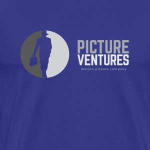 Picture Ventures Horizontal Logo - Men's Premium T-Shirt