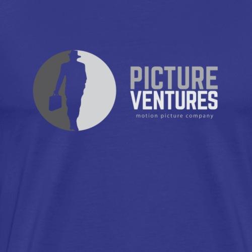 Picture Ventures Horizontal Logo - Men's Premium T-Shirt