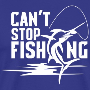 Fishing t-shirt - Men's Premium T-Shirt