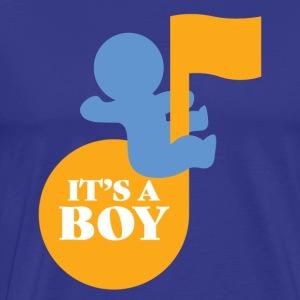 It's a boy! - Men's Premium T-Shirt