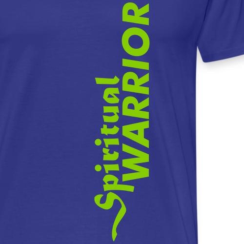 Spiritual Warrior - Men's Premium T-Shirt