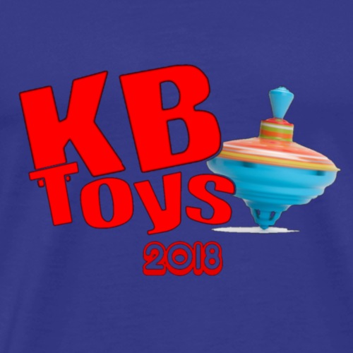 KB Toys 2018 - Men's Premium T-Shirt
