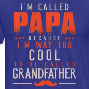 Cool Papa! T-shirt - Men's Premium T-Shirt