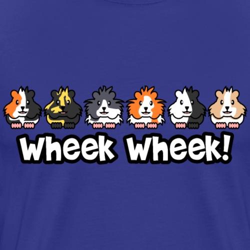 All 6 Little Adventures Guinea Pigs - Men's Premium T-Shirt