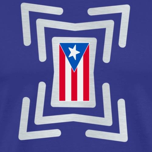 PRflagbyHC - Men's Premium T-Shirt
