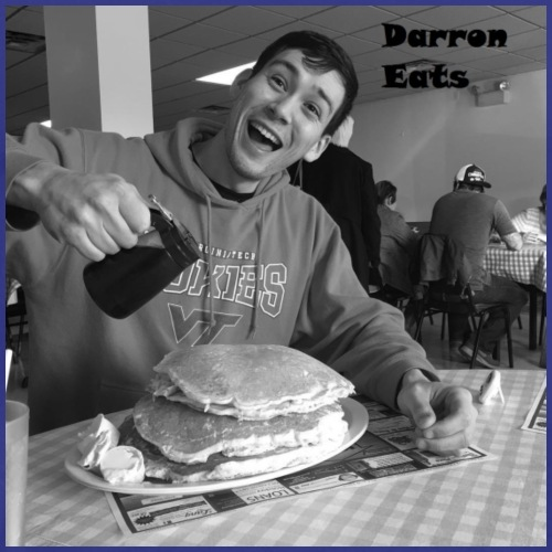 Darron Eats - Men's Premium T-Shirt