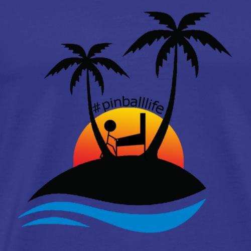 Pinball Island - Men's Premium T-Shirt