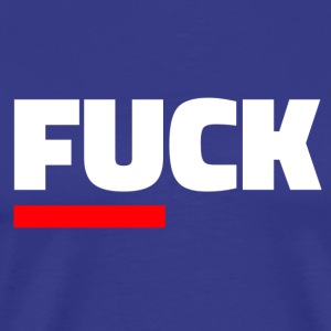 FUCK - Men's Premium T-Shirt