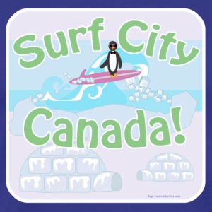 Surf City Canada - Men's Premium T-Shirt