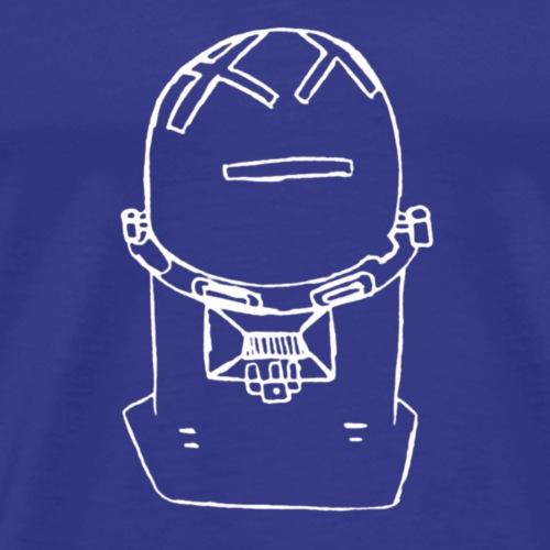 Spaceman Design - Men's Premium T-Shirt