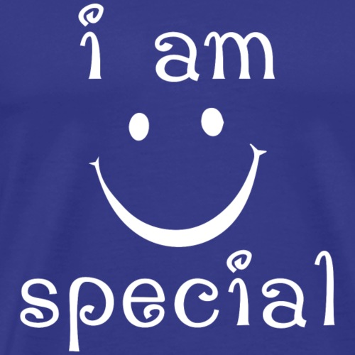 I AM SPECIAL Affirmation - Men's Premium T-Shirt