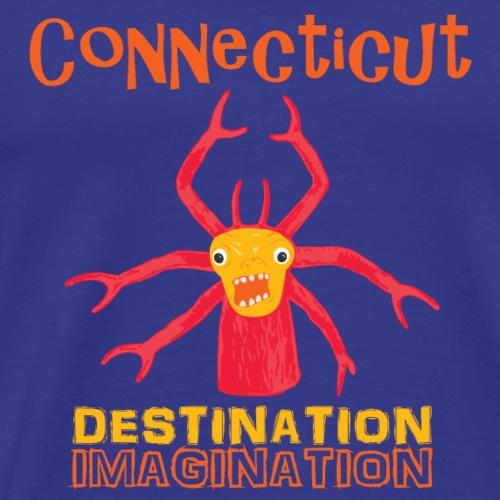 Connecticut DI - Men's Premium T-Shirt