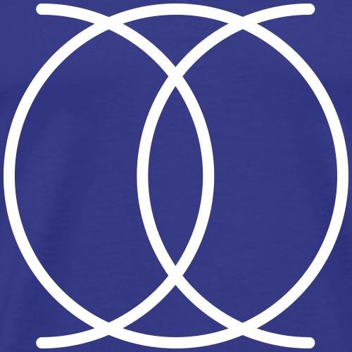 MONA OHA - trust (variable colors!) - Men's Premium T-Shirt