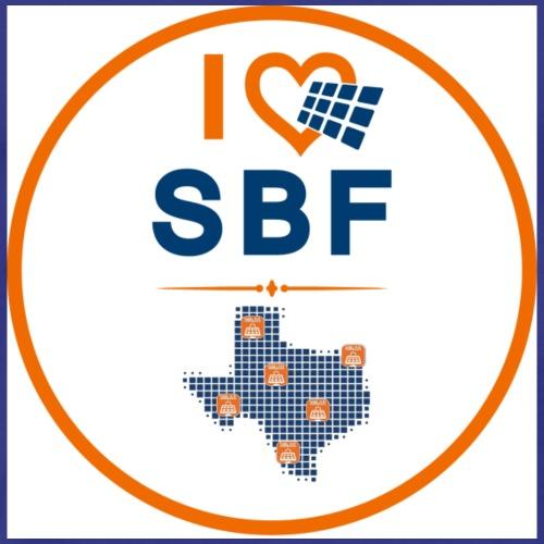I Love SBF Official Brand - Men's Premium T-Shirt