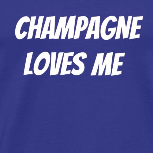 Champagne white - Men's Premium T-Shirt