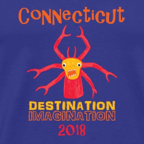 Connecticut DI 2018 - Men's Premium T-Shirt