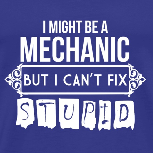 mechanic - Men's Premium T-Shirt