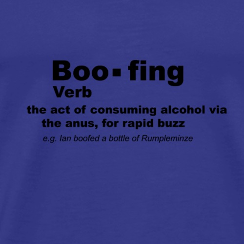 boofin - Men's Premium T-Shirt