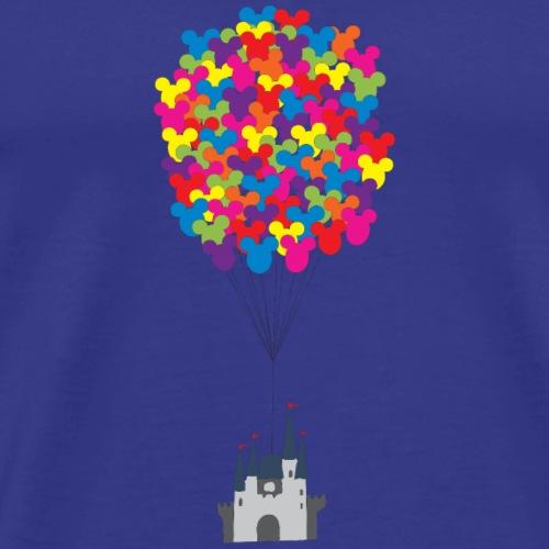 Let Your Dreams Take Wing - Men's Premium T-Shirt