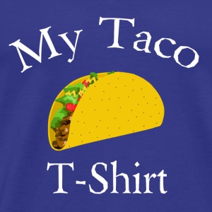 The Taco T-Shirt - Men's Premium T-Shirt