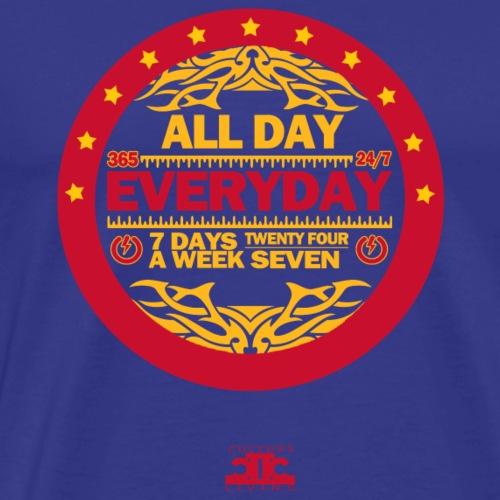 All Day Everyday - Men's Premium T-Shirt