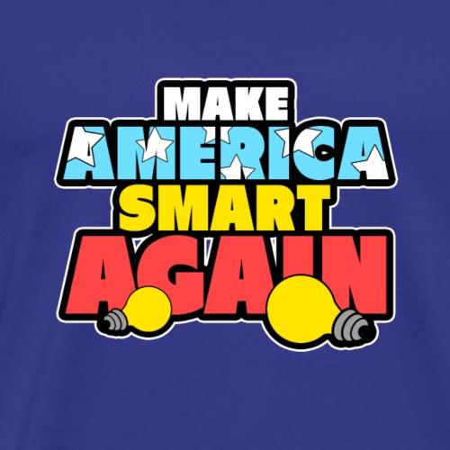 SMART AMERICA - Men's Premium T-Shirt