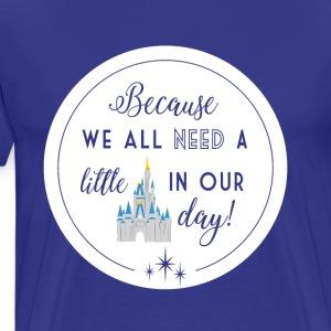 Cinderella Castle - Men's Premium T-Shirt