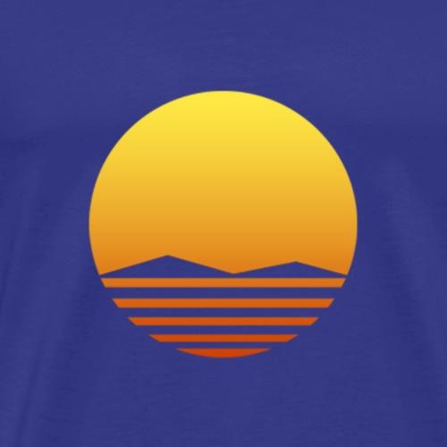 Sunset T Shirt - Men's Premium T-Shirt