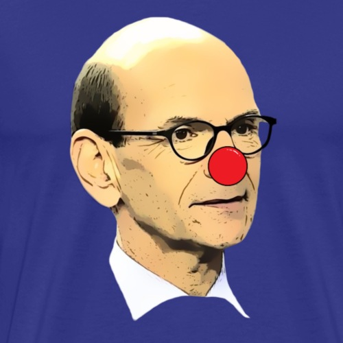 Paul Finebaum Clown Shirt - Men's Premium T-Shirt