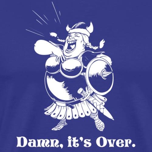 Fat Lady Sings T-Shirt - Men's Premium T-Shirt