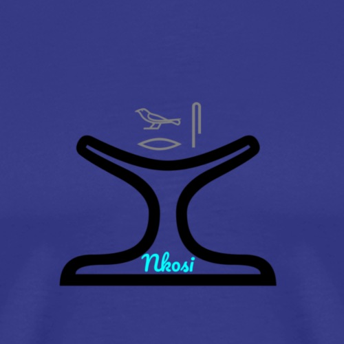 Nkosi - wsr (weser ) headrest clothes - Men's Premium T-Shirt