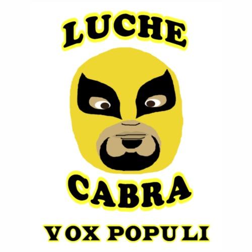 Luche Cabra - Men's Premium T-Shirt